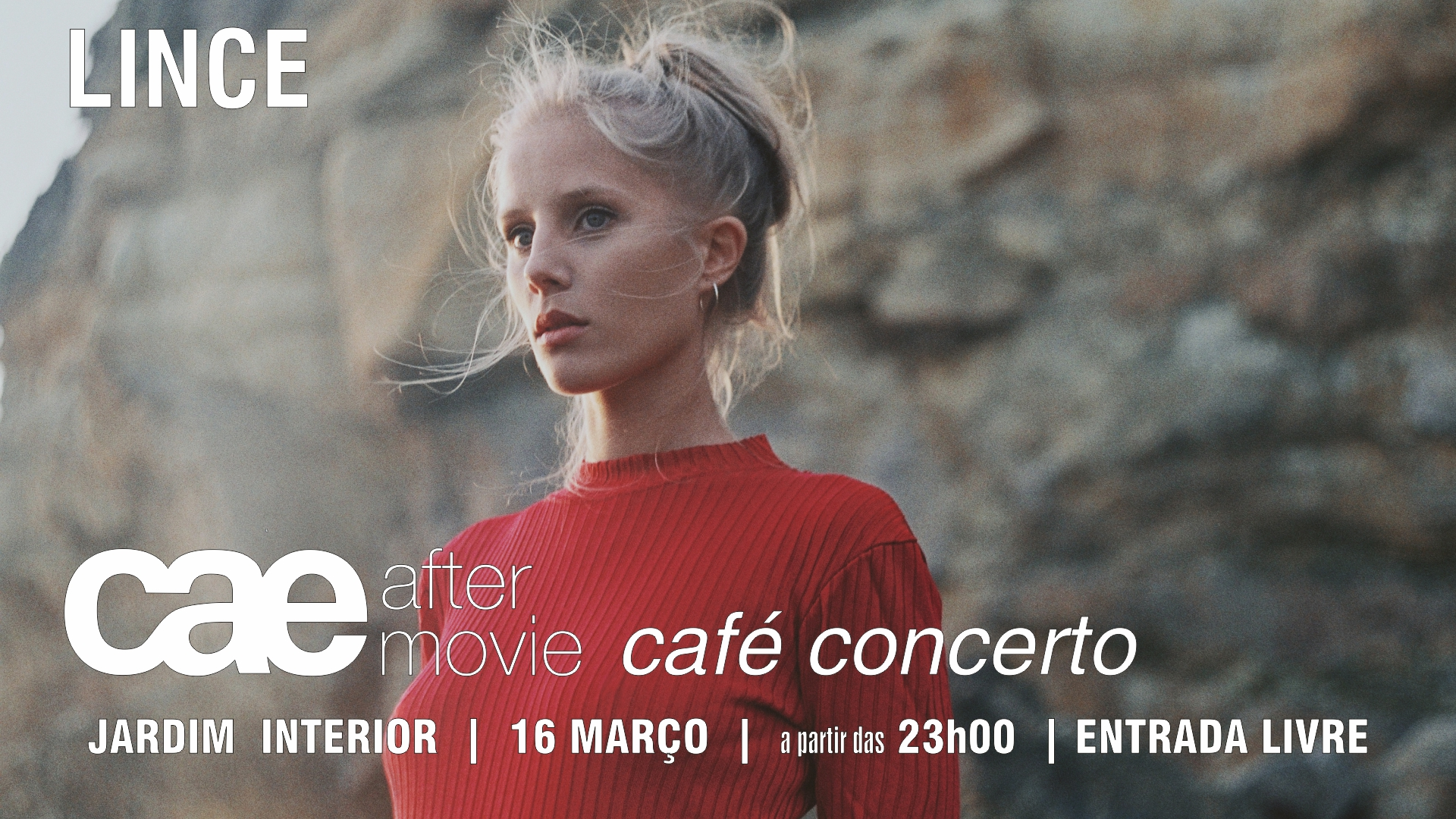 Cafe concerto LINCE