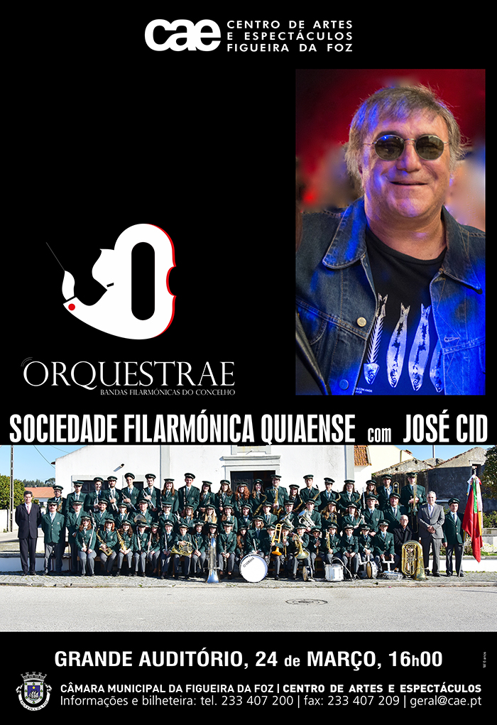 Cartaz Orquestrae com Jose Cid web